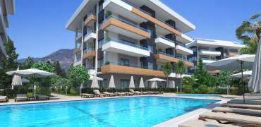 Kavi Palace – Oba – 67-280m² – 67 000€