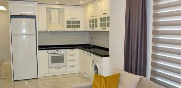 Apartments in Cleopatra Beach – Alanya – 53-118m² – 72 000€