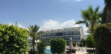 Sunset Beach kolmio merimaisemalla – Konakli – 97m² – 85 000€