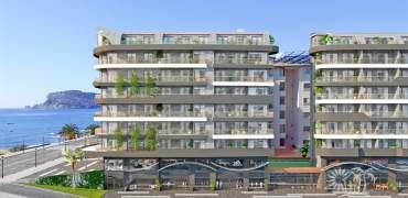 Luksusasuntoja parhaalla paikalla – Tosmur – 114-258m² – 250 000€