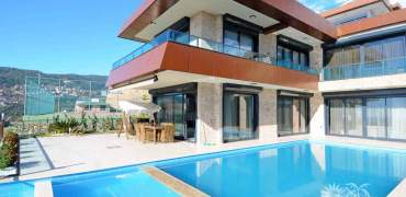 Luxury Villa with Sea View – Alanya – 340m² – 550 000€